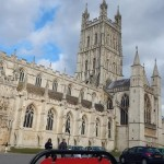 Gloucester Cathedral Crypt Tours