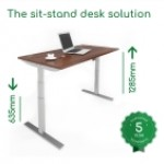 Sit-Stand Desks - Full range for sale - With Video