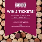 Competition: Win 2 Tickets to the 2017 Cheltenham Wine Festival