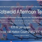 Cotswold Afternoon Tea