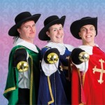 COMPETITION: Win a pair of tickets to see The Three Musketeers UK Summer Tour at The Roses Theatre