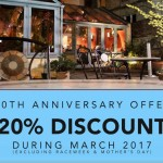 20% Discount During March