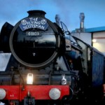 The Flying Scotsman will travel through Gloucestershire