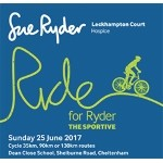 Ride for Ryder Sportive