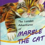"New Book ""The London Adventures of Marble The Cat"" is OUT NOW"