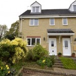 3 bedroom, Semi-Detached House in Bramble Lane, Stonehouse, Gloucestershire, GL10 2RA - £250,000