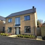 4 bed property for sale in Ashworth Close, Dursley GL11 - £425,000