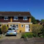 3 bed semi-detached house for sale in Castle Hill Drive, Brockworth, Gloucester GL3 - £215,000