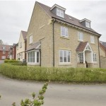 4 bedroom, Detached House in Armstrong Road, Stoke Orchard, Cheltenham, Glos, GL52 7SB - £425,000
