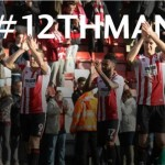 £12 for 12th man tickets for CTFC last home match of the season