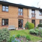 1 bed property for sale in Rectory Court, Bishops Cleeve, Cheltenham GL52 - £105,000
