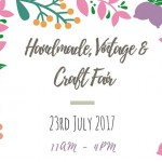 Handmade, Vintage and Craft Fair - Free entry & parking