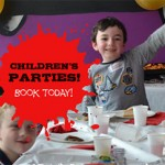 Funky Warehouse: Funky Monkey Parties - for Children Aged 1 - 5+