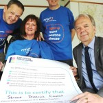 Stroud District Council signs up to Motor Neurone Disease Charter