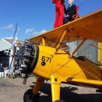 88 year old Betty taking to the skies for local charity
