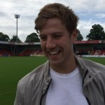 Harry Pell on the pitch, our fans & big matches next season