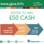 ENTER NOW: www.glos.info StagecoachWest Video Competition - Win £50 cash