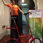 Cheltenham Festival of Cycling Launch Event