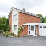 3 bedroom, Link Detached House in Hatherley Road, CHELTENHAM, Gloucestershire, GL51 6EB - £335,000