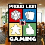 Open Gaming with Proud Lion