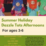 Dazzle Tots for ages 4-6