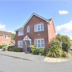 4 bedroom, Detached House in Wheal Road, TEWKESBURY, Gloucestershire, GL20 8UH - £285,000