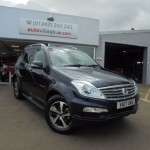 2017 SsangYong Rexton W2.2 ELX PLUS EDITION 5dr Tip Auto 7 SEAT (17MY) MELTDOWN SALE NOW ON - £28,990