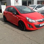 Vauxhall Corsa LIMITED EDITION - £5,995