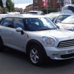 MINI Countryman COOPER 1.6 D ALL4 4X4 **1 OWNER, HEATED SEATS, ALLOYS, PARKING SENSORS, AIR CON, FULL MINI SERVICE HISTORY** - £9,795