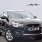 Mitsubishi ASX 1.8 [116] 4 ClearTec 5dr 4WD - £11,495