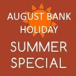 August Bank Holiday Special! Events and activities for the whole family to enjoy!