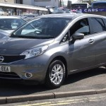 Nissan Note 1.2 Acenta Premium (Style Pack) 5dr - £7,495