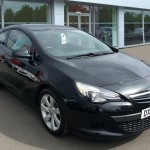 Vauxhall Astra GTC Sport (CDTi 130)with £500 Free Fuel - £8,000