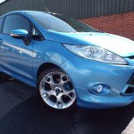 Ford Fiesta 1.6 ZETEC S - 2012 (12 plate)