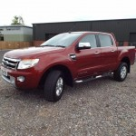2014 Ford Ranger Limited 4x4 Dcb Tdci - £15,990