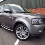 Land Rover Range Rover Sport 3.0 TDV6 HSE AUTO 4WD - 2010 (10 plate)