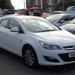 Vauxhall Astra ELITE CDTI S/S **ONLY 33651 MILES FROM NEW, 1 OWNER, FULL HEATED LEATHER** - £9,495
