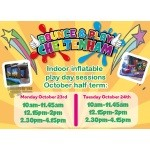 Indoor Inflatable Play Day Sessions