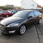 Ford Mondeo 2.2TDCi 175 2009.5MY Titanium X 1/2 Leather Interior SOLD SOLD !!!! - £3,995