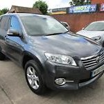 Toyota RAV4 2.2D-CAT 150bhp AUTO XT-R Leather/Suede 7x Stamps SOLD SOLD!! - £7,995