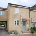 2 bed terraced house for sale in Highwood Drive, Nailsworth, Stroud GL6 - £200,000