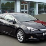 Vauxhall Astra GTC GTC SRI S/S 1.4 TURBO 140 BHP **1 OWNER, IMMACULATE, FULL LEATHER, AUTO LIGHTS & WIPERS** - £10,995