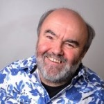 REVIEW: Andy Hamilton, Times Forum, Cheltenham Literature Festival