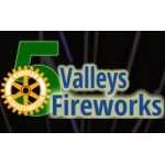 COMPETITION: Win 2 pairs of tickets to the Five Valleys Firework Display