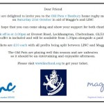 Old Pats v Banbury in aid of LINC and Maggie's
