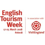 Get Involved in English Tourism Week #ETW18