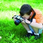 Half Term Creative Photography Workshop for Families – Autumn Colours and Fungi