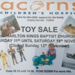 Charity Toy Sale at Charlton Kings Baptist Church