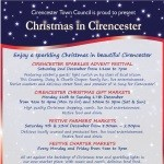 Christmas in Cirencester - Lights Switch On and Festive Markets