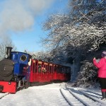WIN! A Family Ticket for Christmas at Perrygrove Railway